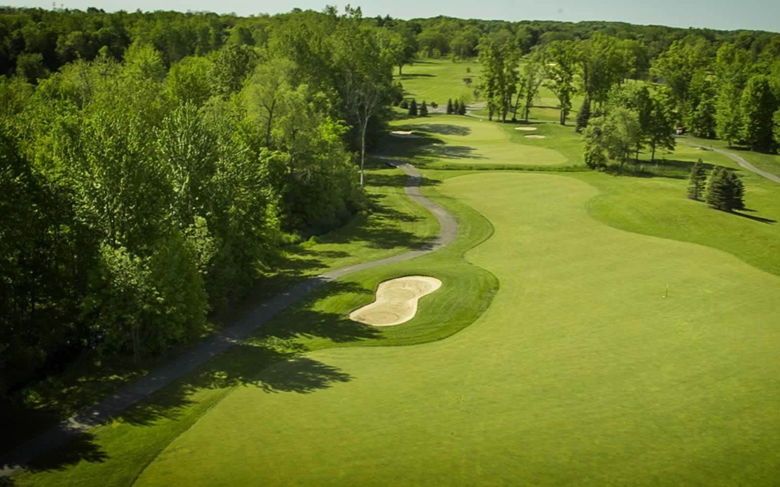 Top Golf Courses Metro Detroit