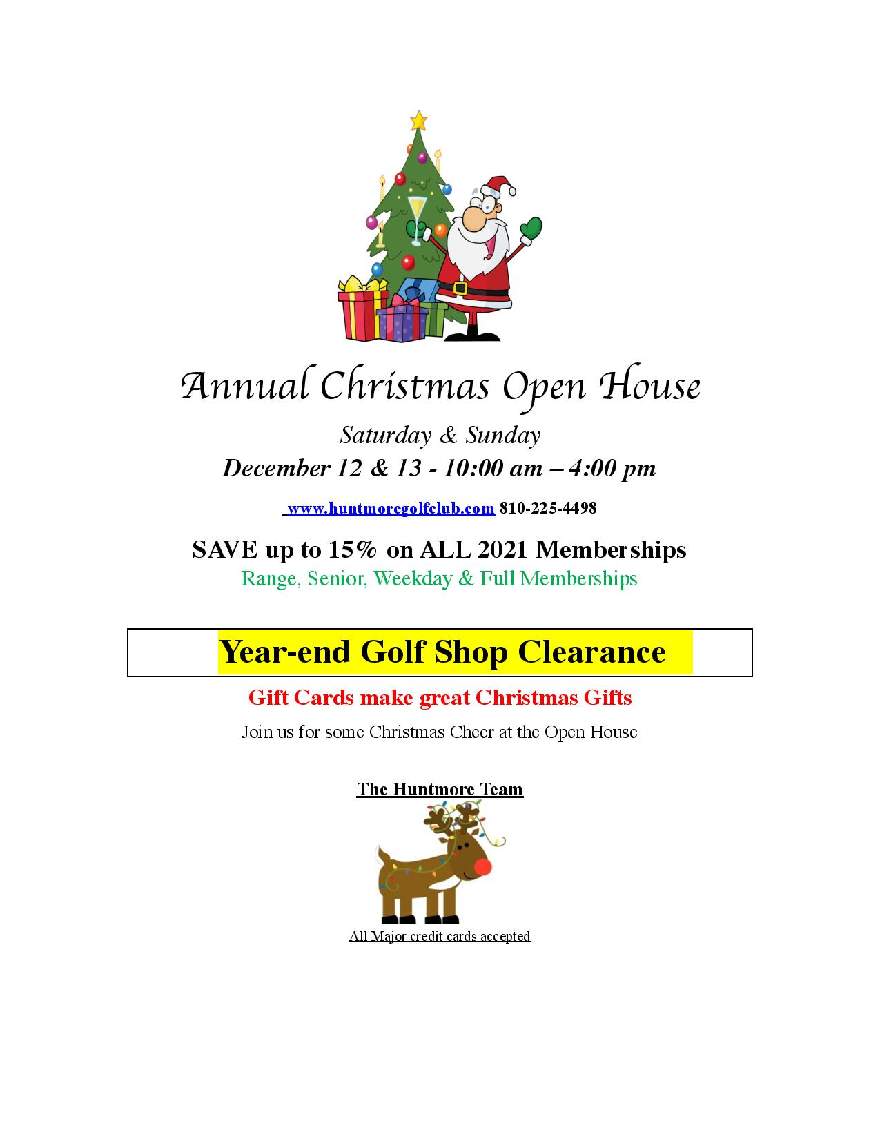 Christmas Open Flyer page 001